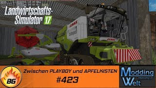 LS17 - Hof Bergmann Reloaded #423 | Zwischen PLAYBOY und APFELKISTEN | Let's Play [HD]