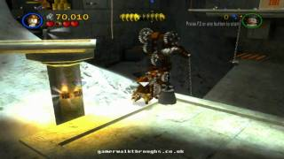Lego indiana jones walkthrough - The well of souls [2/2]