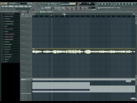 FL Studio 9 - Return The Favor Remake