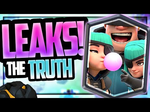 LEAKS, Clan Wars- the TRUTH about Clash Royale Update!