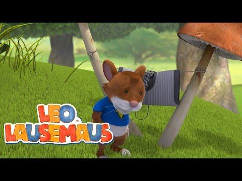 Leo spielt Verstecken - Leo Lausemaus