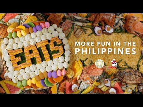 Eats. More Fun in the Philippines