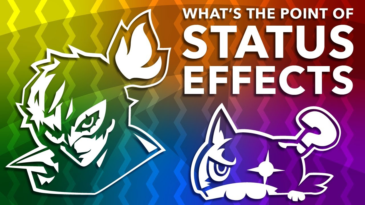 What's the Point of Status Effects? ~ Design Doc