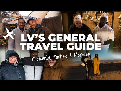 LV's General Travel Guide Official Trailer | Presented by Footasylum
