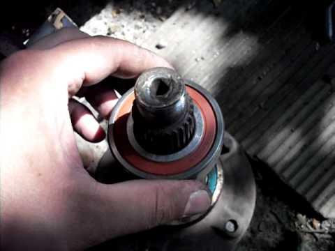 bmw-e23.ru разбитая ступица БМВ е23