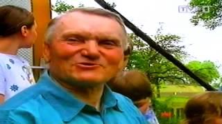 VII Pielgrzymka Papieża Jana Pawła II do Polski - Wizyta u rodziny Stanisława Milewskiego 1999