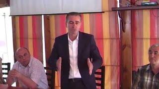 A1 Report - Krujë, Hamdi Pasha me të verbrit:  Do keni mbështetjen e Bashkisë