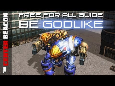 War Robots - Free-for-All Guide