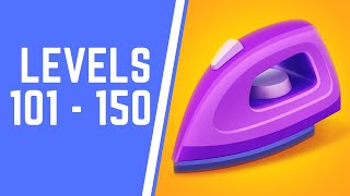 Perfect Ironing Game Walkthrough Level 101-150