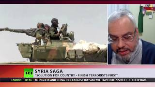 US & Russia launch cold war on Syria's hotspots as war nears end