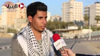 «غزة أحلى» تلوّن «مخيم الشاطيء»