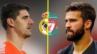 Alisson Becker VS Thibaut Courtois - Who Is The Best Goalkeeper? - Amazing Saves - 2018