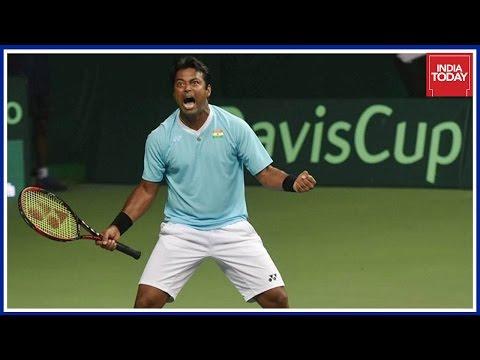 Davis Cup : Bhupathi Selects Bopanna Over Leander Paes For Uzbek Tie