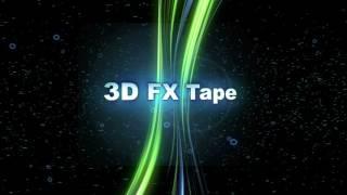 3D Вертикальная лента FX / 3D FX Tape