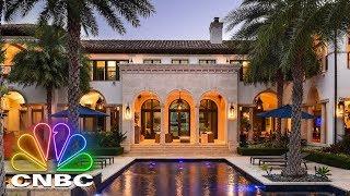 Secret Lives Super Rich: A Coffee Tycoon's $24M Mansion On Tahiti Beach Island | CNBC Prime