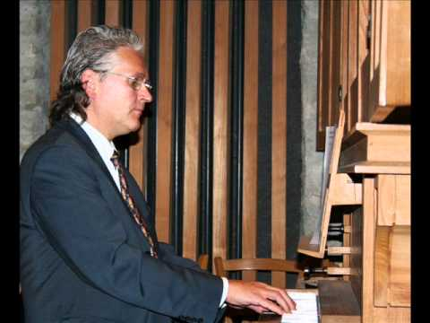Orgelkonzert Nr  10 d-Moll Part 1 adagio - allegro by G F Händel Solo played by Markus Kühnis