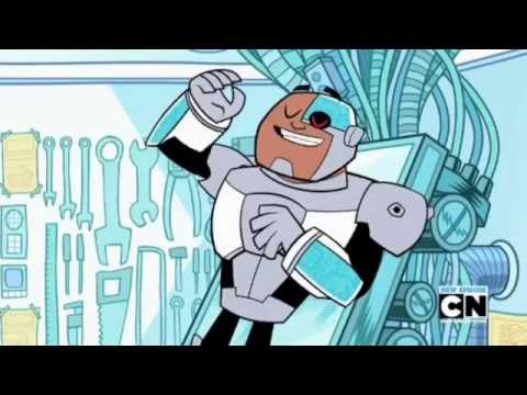 Cyborg Booyah!!!!