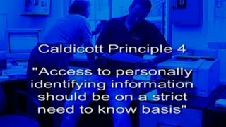 IT security - training video example