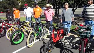 San Diego Kilowatt Hour E-bike Ride---Mission Bay