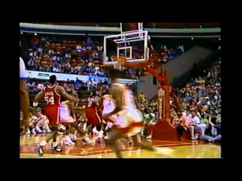 1992 Regular Season LA Clippers@Atlanta Hawks HIGHLIGHTS