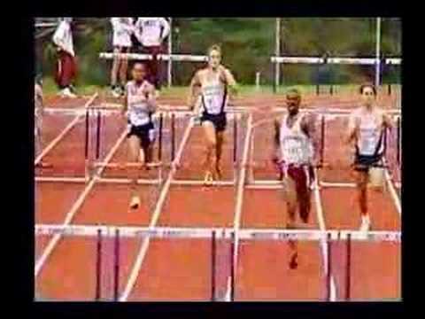 Marcus Banks 400 Meter Hurdles