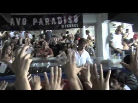 Armin van Buuren @ Cavo Paradiso 2007 HQ