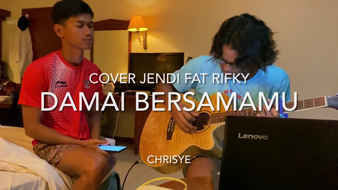 Download Cover Damai Bersamamu Chrisye (feat Rifky Maulana)