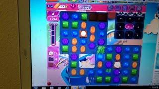 Candy crush level 1598
