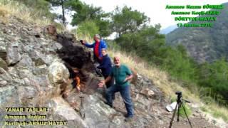 YANAR TAŞLAR Amanos dağları Kurtbağı Arsuz HATAY Amanoskeşif AKED Amanos Nazım SÖNMEZ