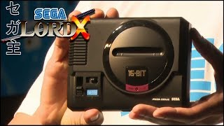 The Sega Genesis & Mega Drive Mini