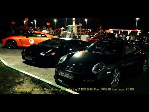 Porsche 9ff vs Lamborghini UGR vs Nissan AMS Alpha 12 vs Nissan BoostLogic