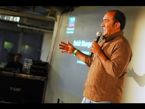 My Biggest Failure As An Entrepreneur | Rohit Bhargava - Marketing Keynote Speaker