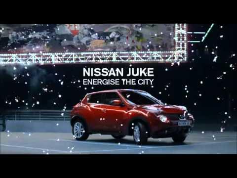 Anuncio Nissan Juke 2012.