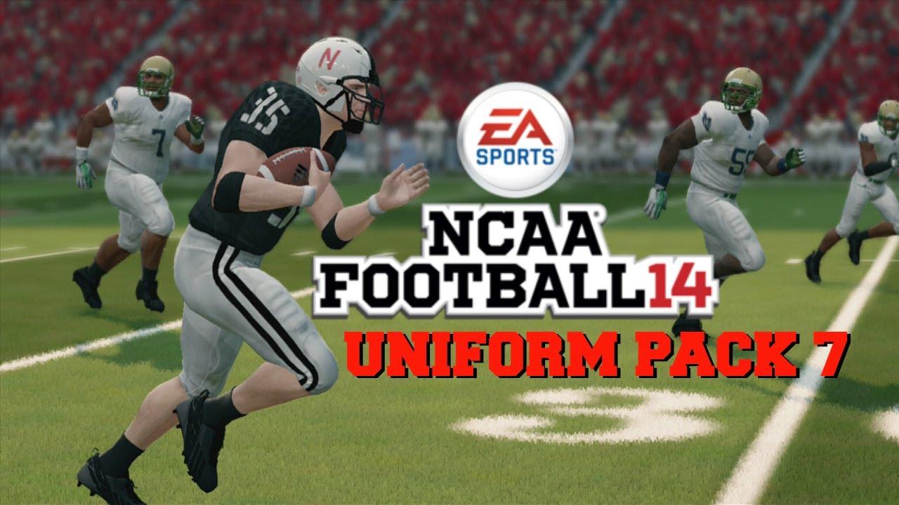 NCAA Football 14 gameplay: Ohio State vs. Northwestern (PS3) - YouTube