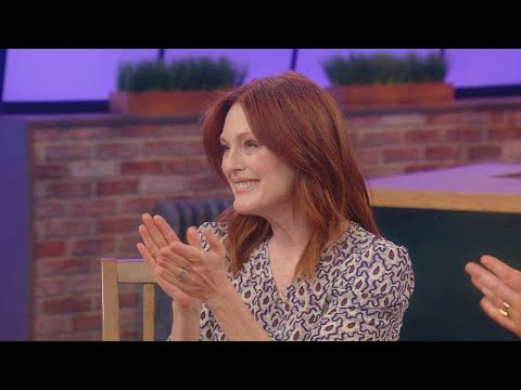Julianne Moore Answers Our Rapid Fire  Questions