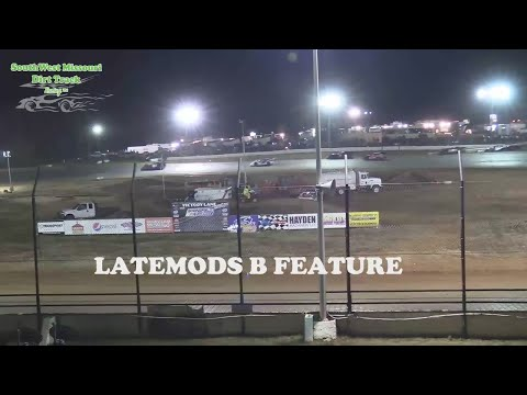 Springfield Raceway | Late models B Feature Races | Turkey Bowl Xl | 11/19/17