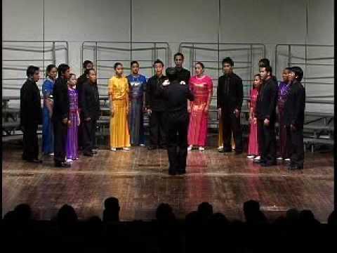 Chua-Ay - Imusicapella Chamber Choir