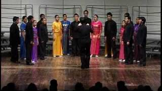Chua-Ay - Imusicapella Chamber Choir