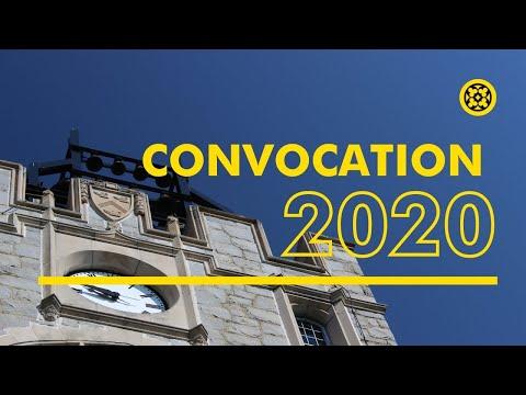Oglethorpe University Convocation 2020