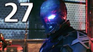 Batman: Arkham Knight Official Walkthrough 27 - Batman vs Cannon