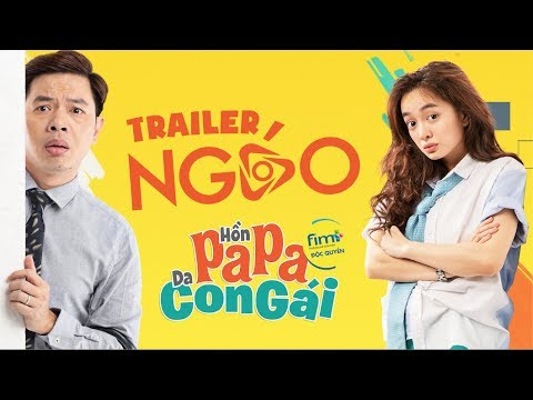 Xem phim Hồn papa da con gái - Trailer Ngáo - Hồn Papa, Da Con Gái - Chỉ có trên Fim+