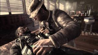 Soap MacTavish Death