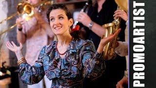 """Оркестр балканской музыки """"Bubamara Brass Band"""" - Luminica"""