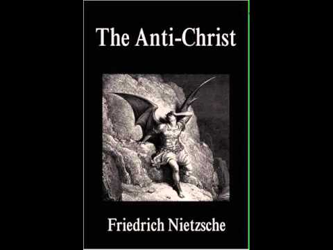 Fredrich Nietzsche - the Anti-Christ {{FULL AUDIOBOOK}}