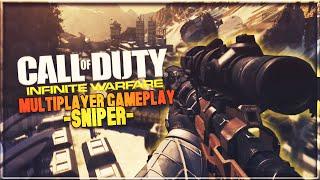 call of duty infinite warfare multiplayer gameplay   il ritorno dello sniping