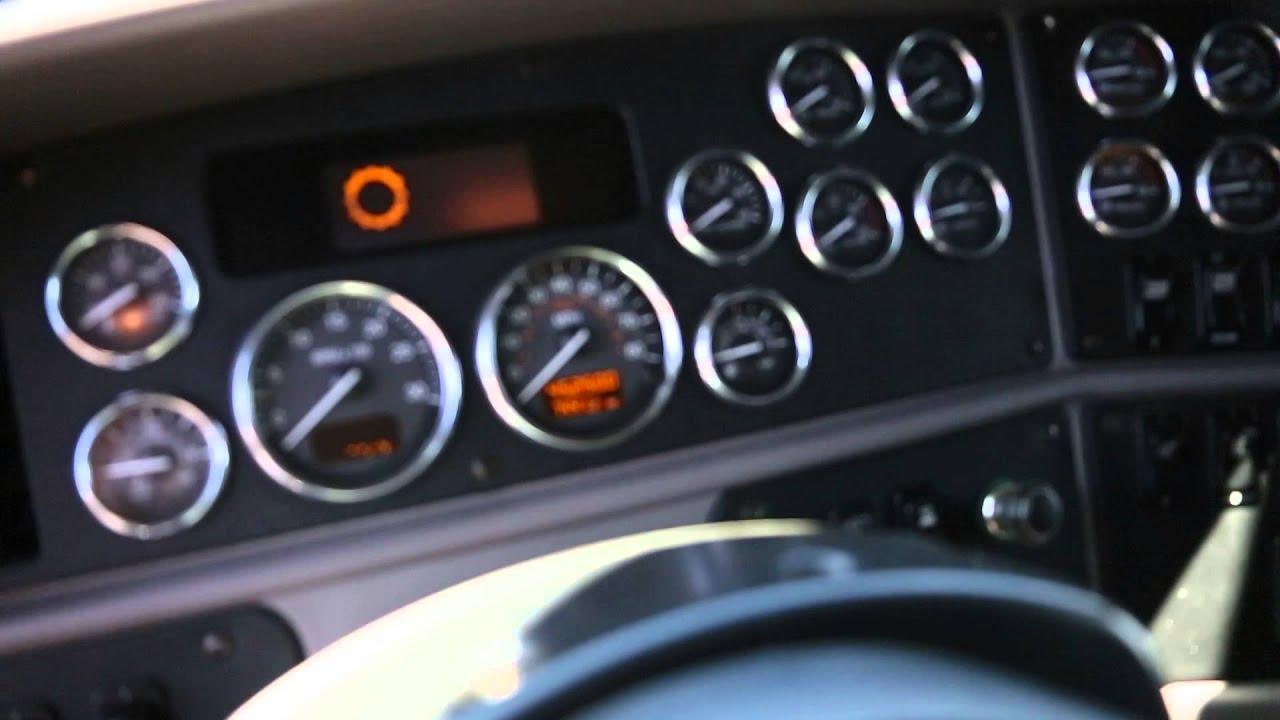 2012 Peterbilt 587 Interior Fuse Box Powered Sleeper Great Truck Youtube 1920x1080