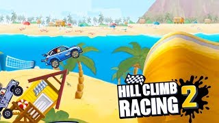 Hill Climb Racing 2  #42 (Android Gameplay ) Friction Games