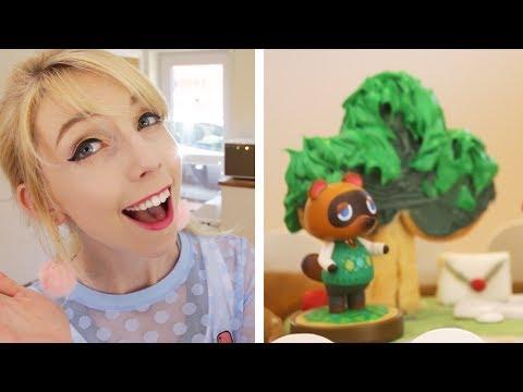 Little Animal Crossing Cake