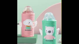 Sunveno Portable Milk Bottle W…