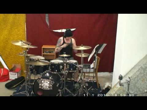 Martin Svec - See And Believe - SEVENDUST (Drum cover 2010)